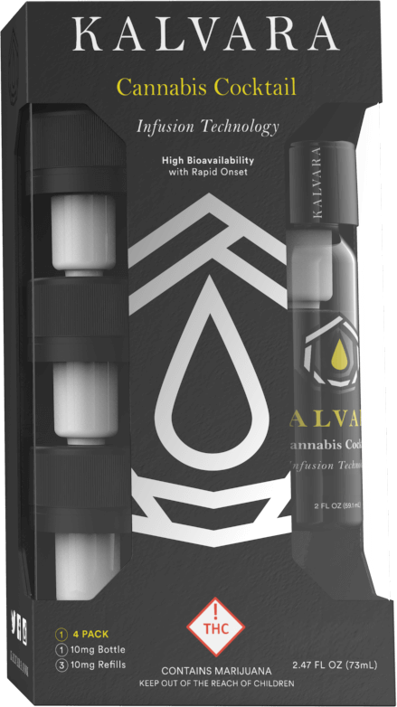Cannabis Infused Technology from Kalvara
