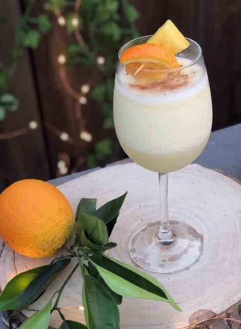 Pineapple Orange Cannabis Smoothie